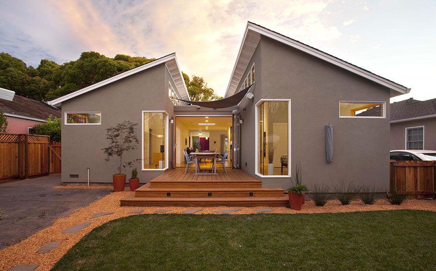 Se ti sei incoraggiato a dipingere la facciata della casa, queste foto e idee per. Mercur Mineral Baie Colori Facciate Case Moderne Amazon Leicalook Com