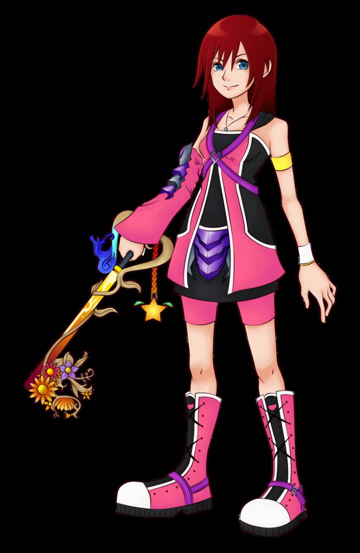 Kairi Kingdom Hearts Outfit 3