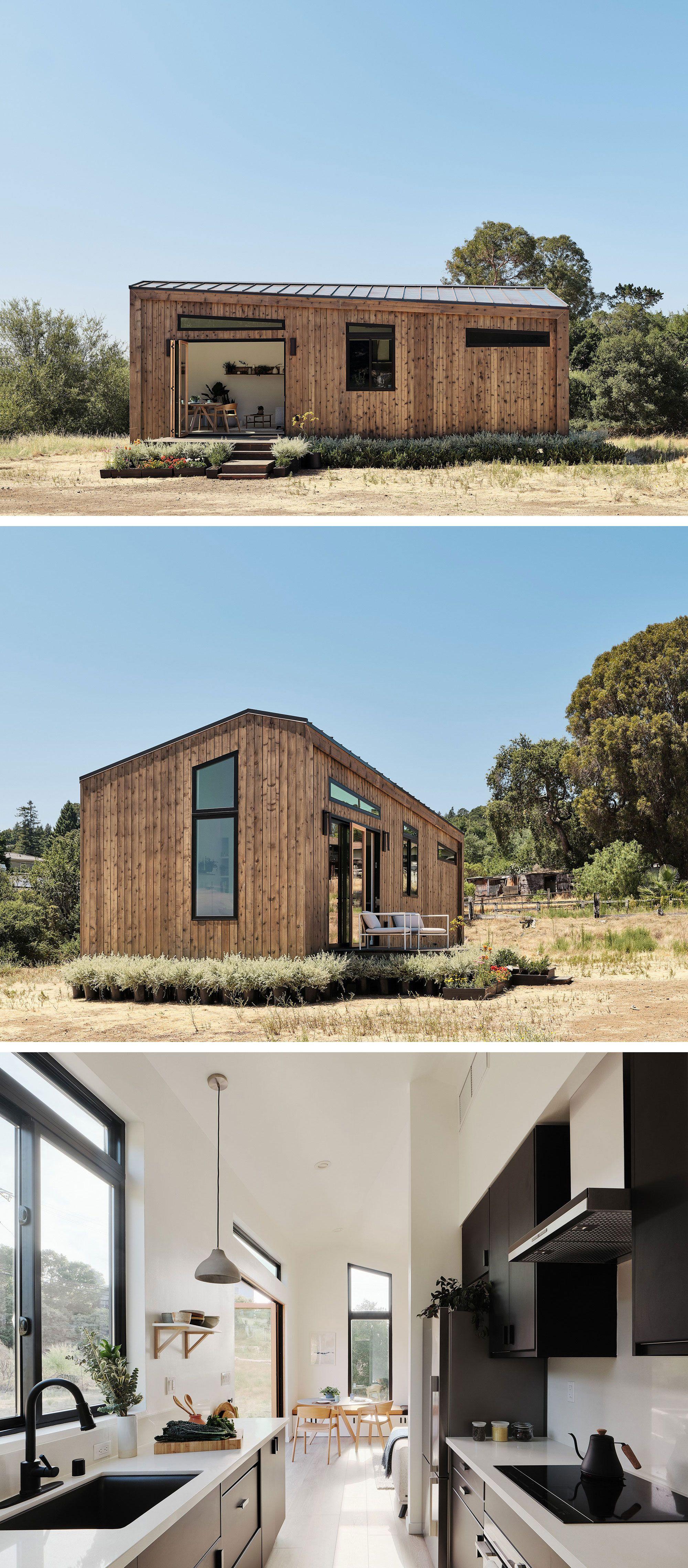 Koto X Abodu Modular Backyard Homes Gessato Prefab Homes Uk Building A Wooden House Prefab