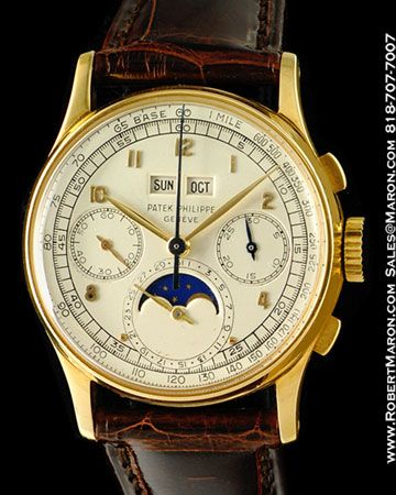patek philippe vintage watches Date Moon Phase Watches Clocks Time Pieces Pinterest