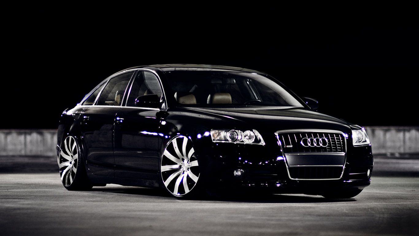 Wallpapersmania Cars Audi Audi A6 Wallpaper | Vroom | Pinterest | Audi A6,  Cars And Wheels