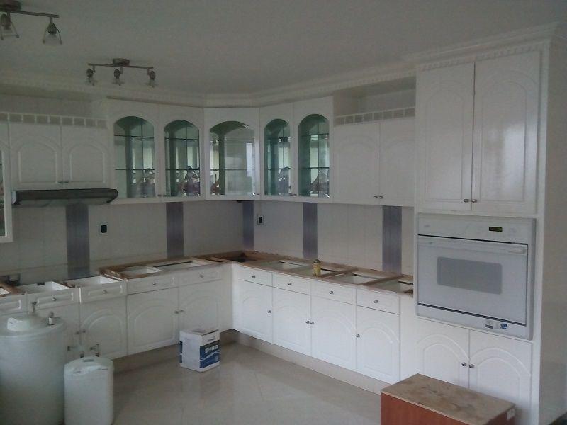 Cocinas Integrales Carpinteria Residencial Corian Puertas