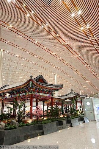 Beijing Capital Airport Terminal 3 International T3 Beijing