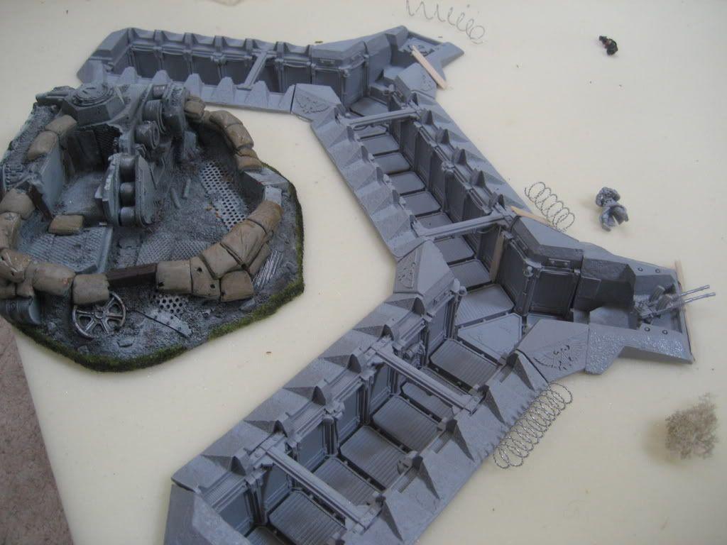 Dioramas boards page 2 warhammer 40k forum tau online for Warhammer online ror artisanat