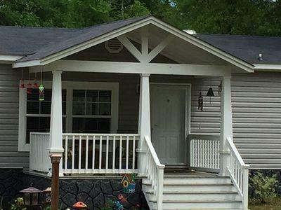 Gables Sunset Decks Manufactured Home Porch Mobile Home Porch