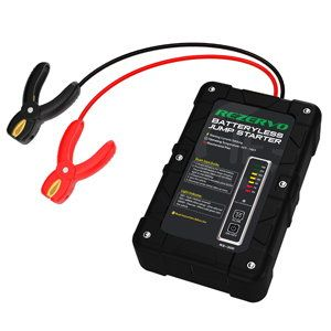 Reservo Batteryless Ultra Capacitor Pocket Jump Starter