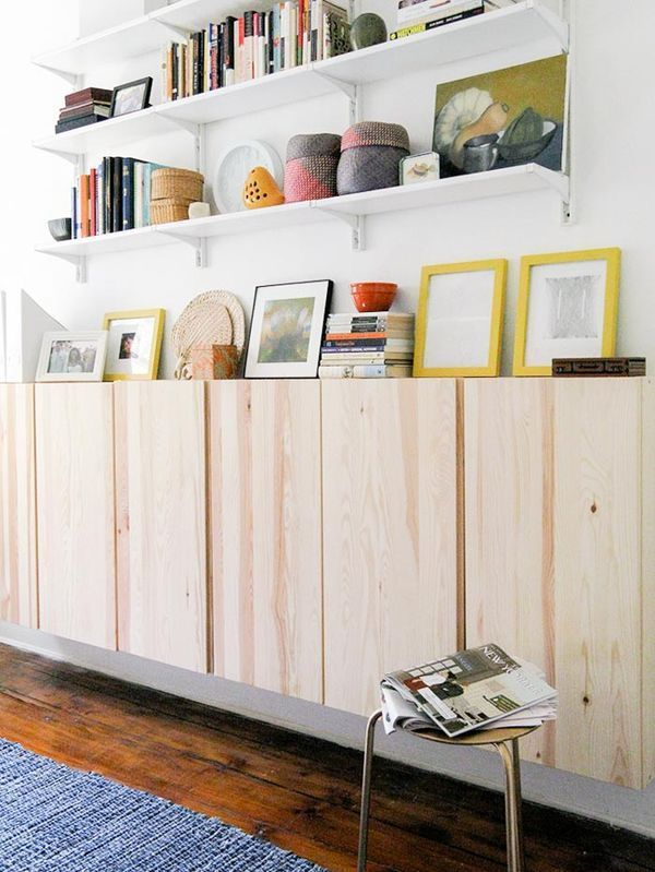 Image result for ikea ivar in pantry | small apartment | Pinterest ...