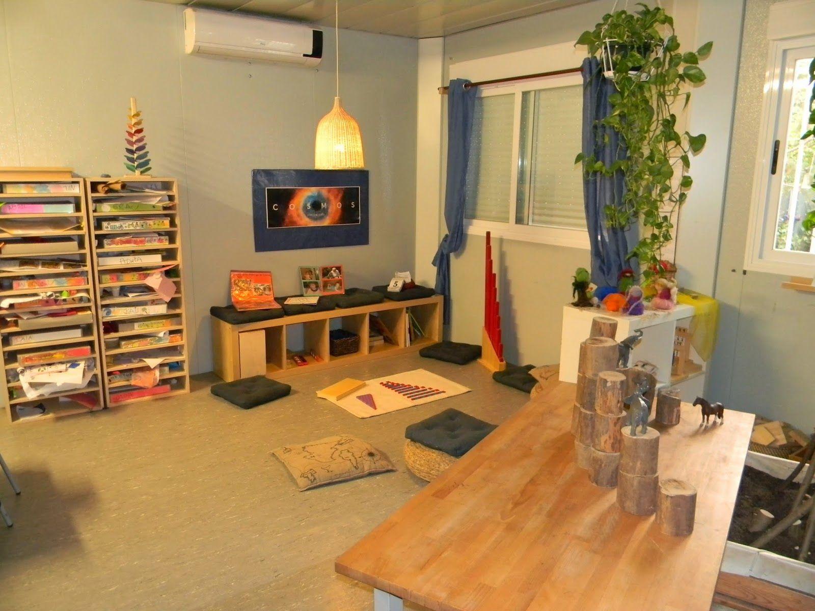 Escola congr s indians escuela infantil educaci n - Escuela decoracion de interiores ...