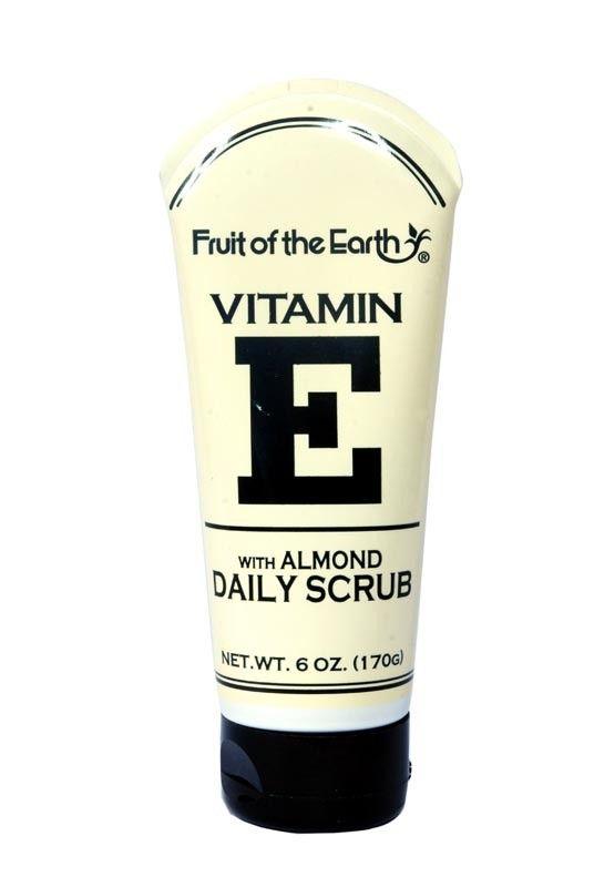 Fruit Of The Earth Vitamin E Scurb Vitamin E Vitamins Fruit