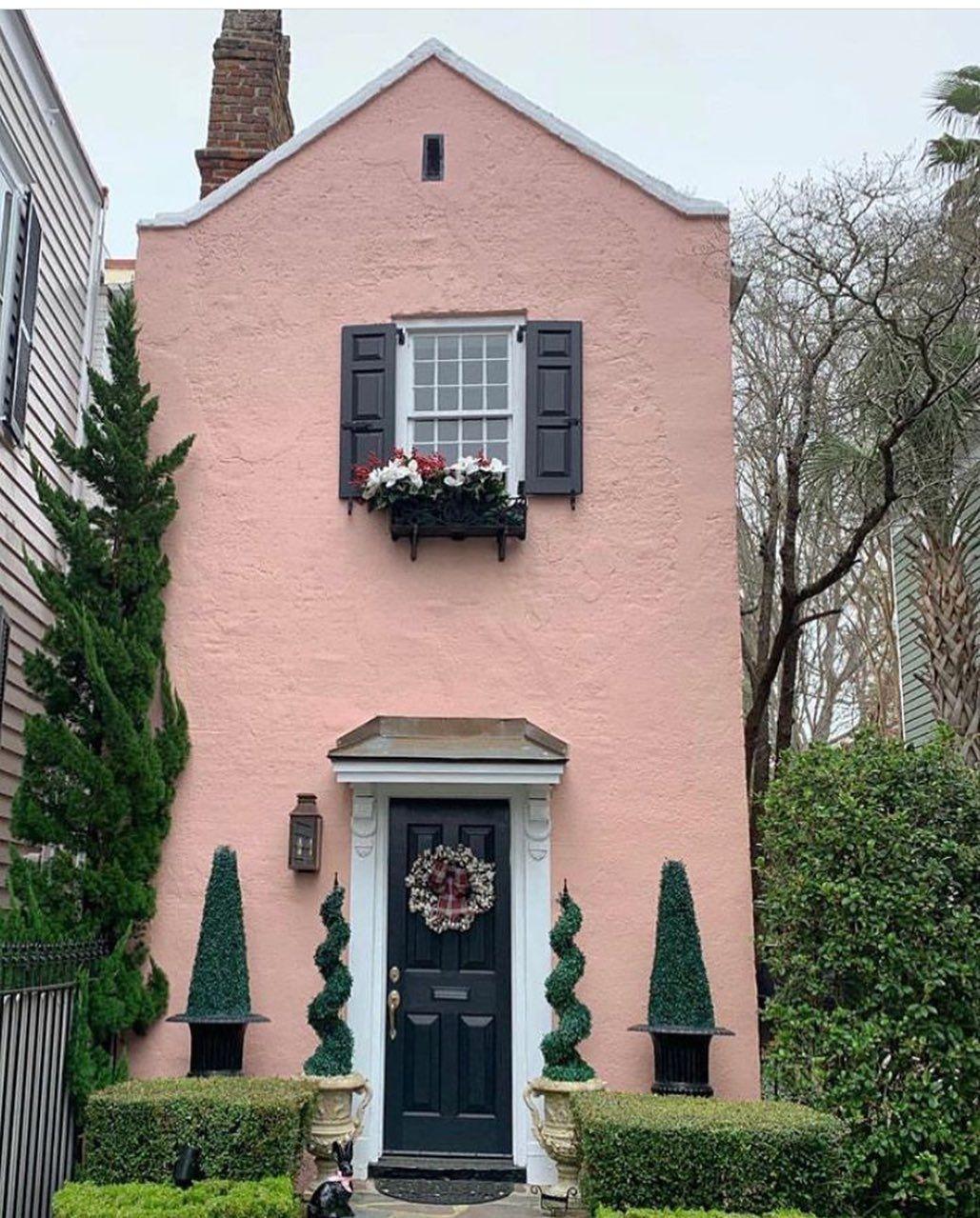 "Island Haus Co. on Instagram: ""Charleston, you're cute. . . #fridayfeels #charleston #charlestonhomes #inspiration #chasingadream #islandhaus #onislandtime #southcarolina…"""