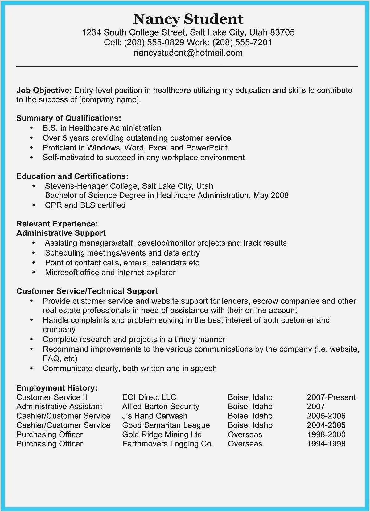 Data Entry Sample Resume Sample resume templates, Resume
