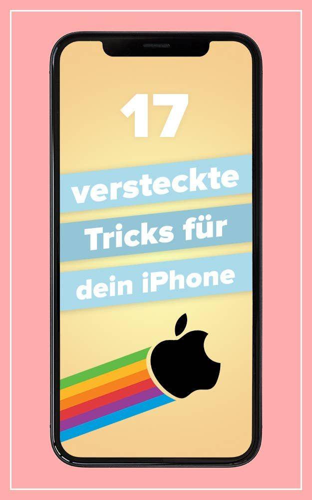 17 versteckte iPhone-Tricks, ohne die ich nicht mehr leben kann – Maquillaje