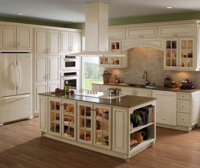 Homecrest_Cabinets_Casual_Design_ Jamison Door Style & Homecrest_Cabinets_Casual_Design_ Jamison Door Style | cottage ...
