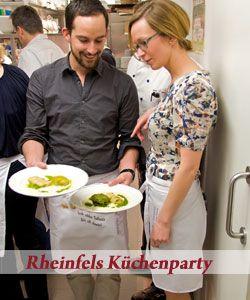 #Küchenparty im #Schloss - ein wirklich toller Veranstaltungstipp