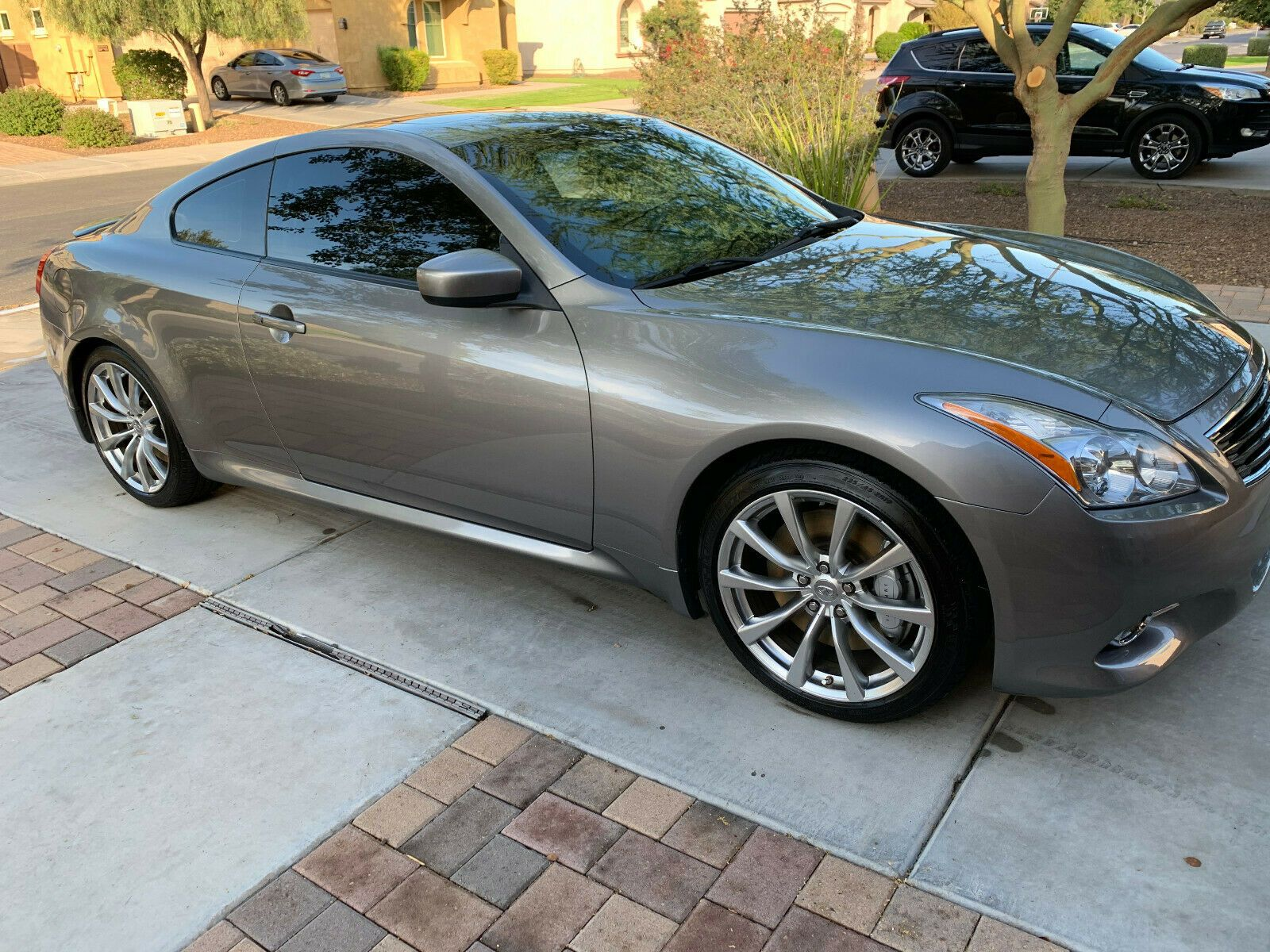 Used 2009 Infiniti G37 Journey Sport olid and reliable