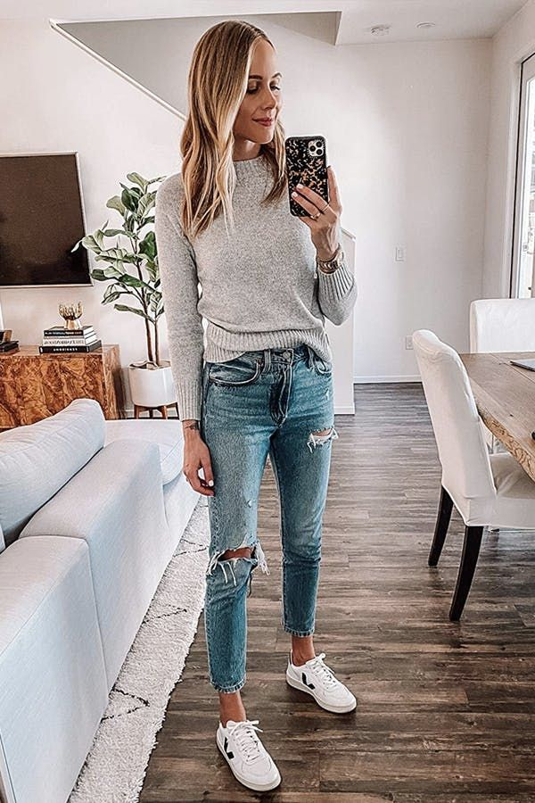 Confused About What to Wear Now? Shop These 11 Spring Outfits, Straight from Amazon #purewow #shopping #style #fashion #amazon shopping