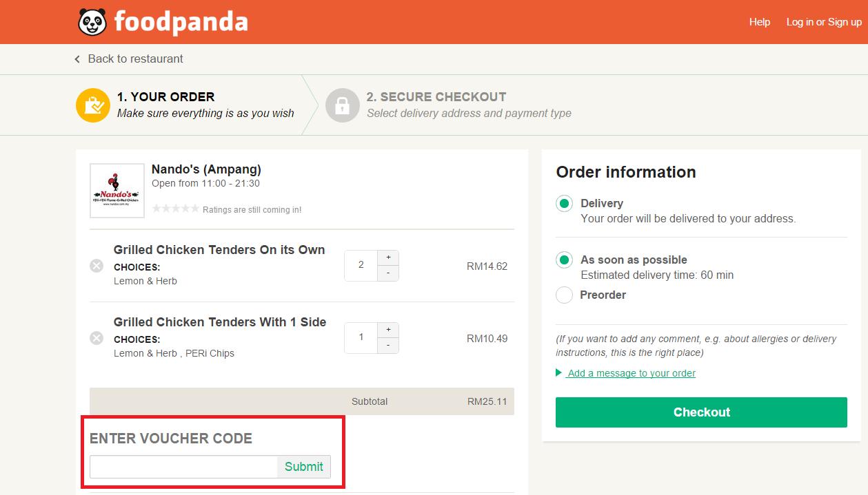 Foodpanda Voucher Codes Foodpanda Coupons April 2016 Coding Coupons Promo Codes