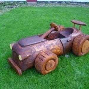 Games Figurines - Bløcher wood sculptures