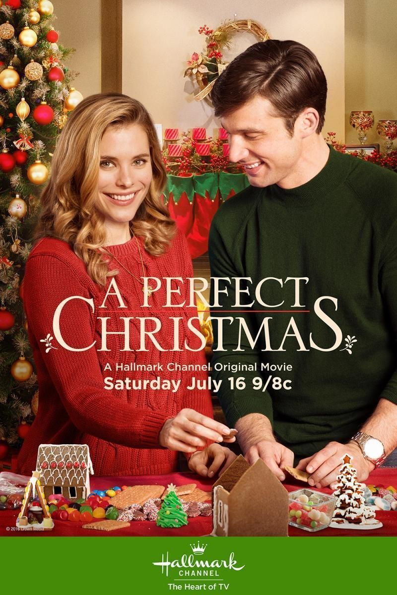 A Perfect Christmas | Movies Online | Pinterest | Movie, Hallmark ...