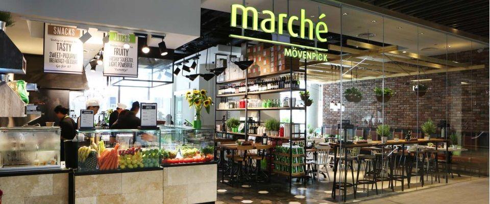 Marche Movenpick Jem Marche Restaurant Restaurant Restaurant Interior
