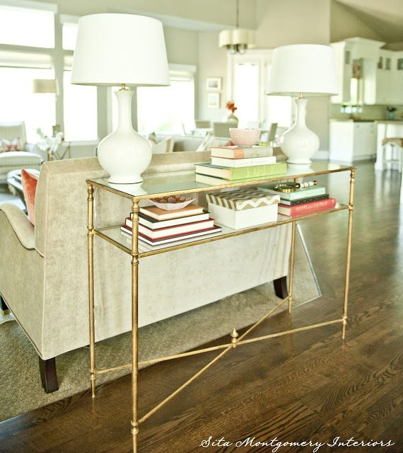 Sita Montgomery Interiors: My New Home Tour: Great Room