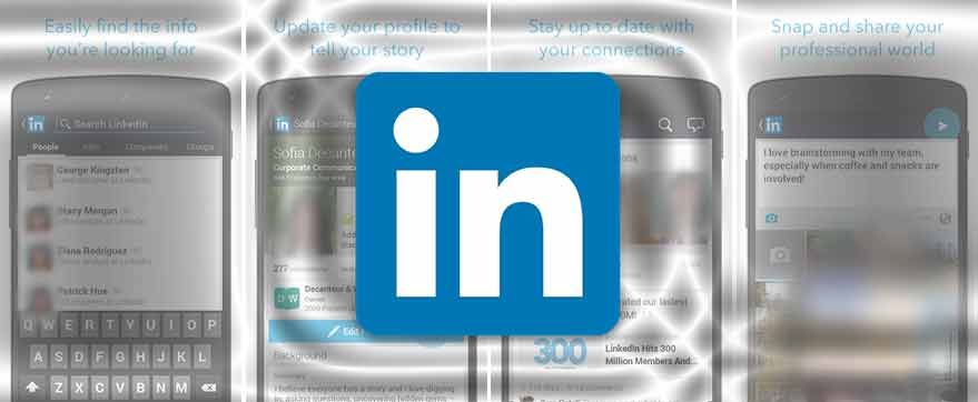 LinkedIn APK 3 5 2 1 Download Coolest Android App   Android