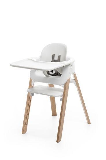 Steps Chair Walnut Brown Chaises Hautes Chaise Et Liste Bebe