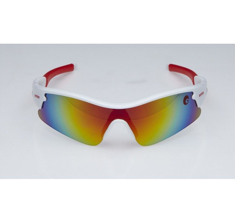24c966ab5a Galaxy Red Sports Sunglasses