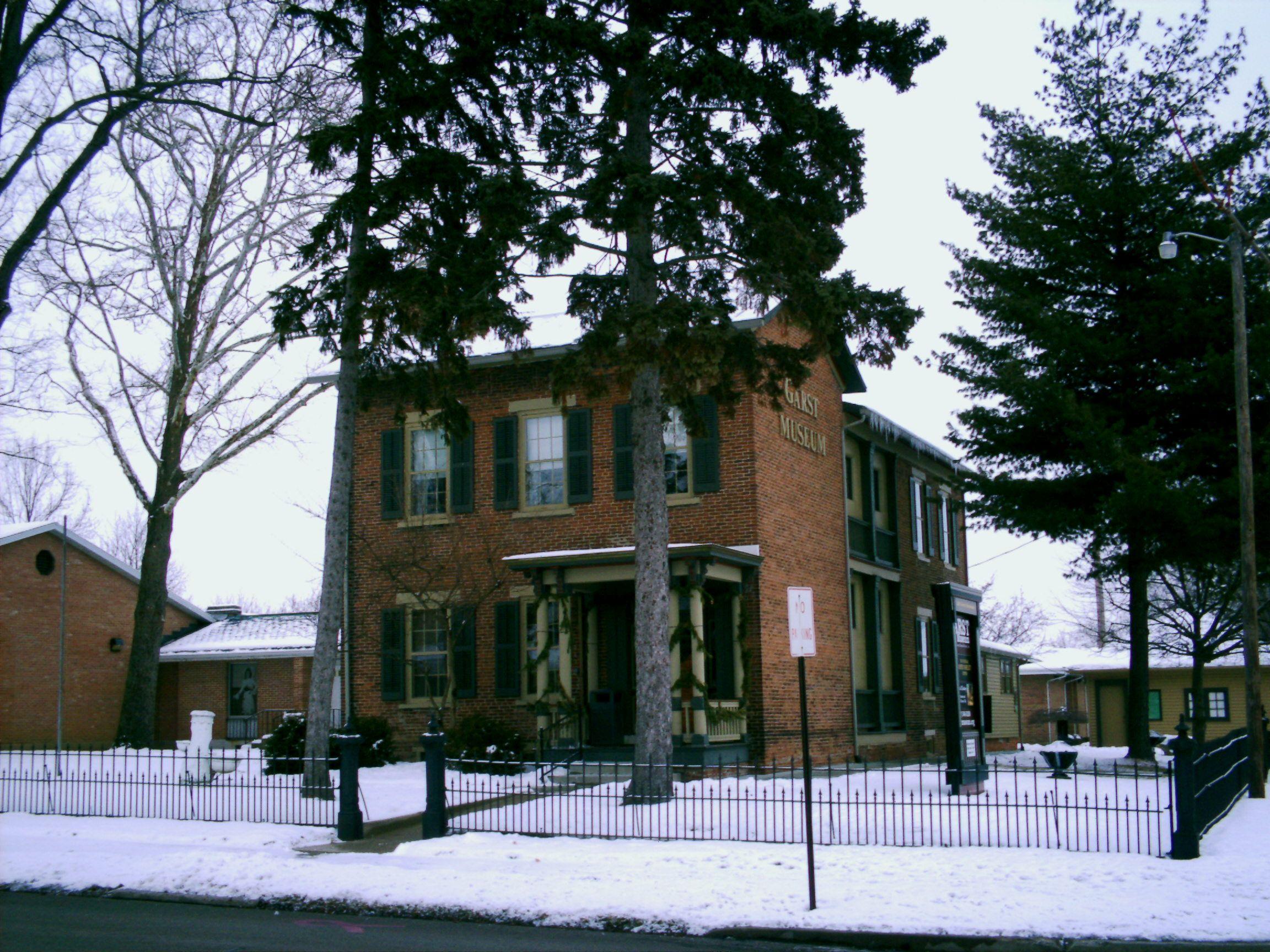 Ohio darke county north star - Greenville Oh Darke County The Garst Museum On N Broadway St