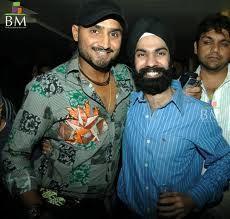 Harbhajan Singh with AD Singh | AD SINGH | Ads