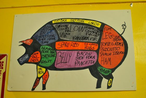 Culinary Traditions Meet At Highland Park S La Tropicana Market La Tropicana Los Angeles Food Visual Literacy