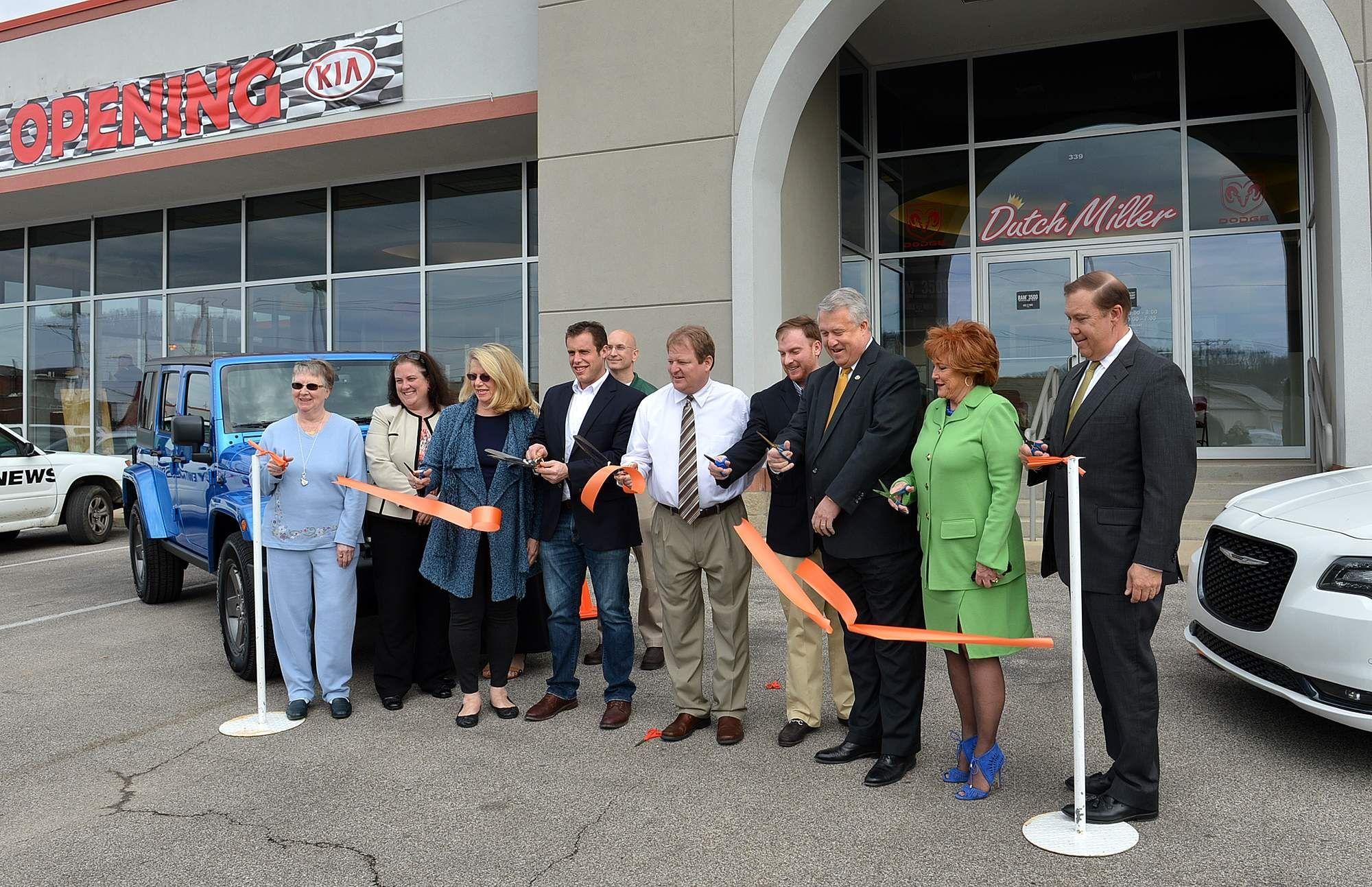 Dutch Miller expands South Charleston dealership South