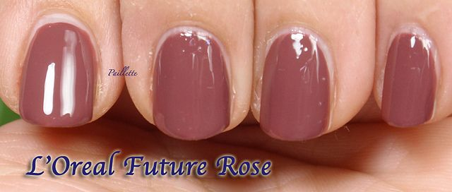 L'Oreal| Future Rose