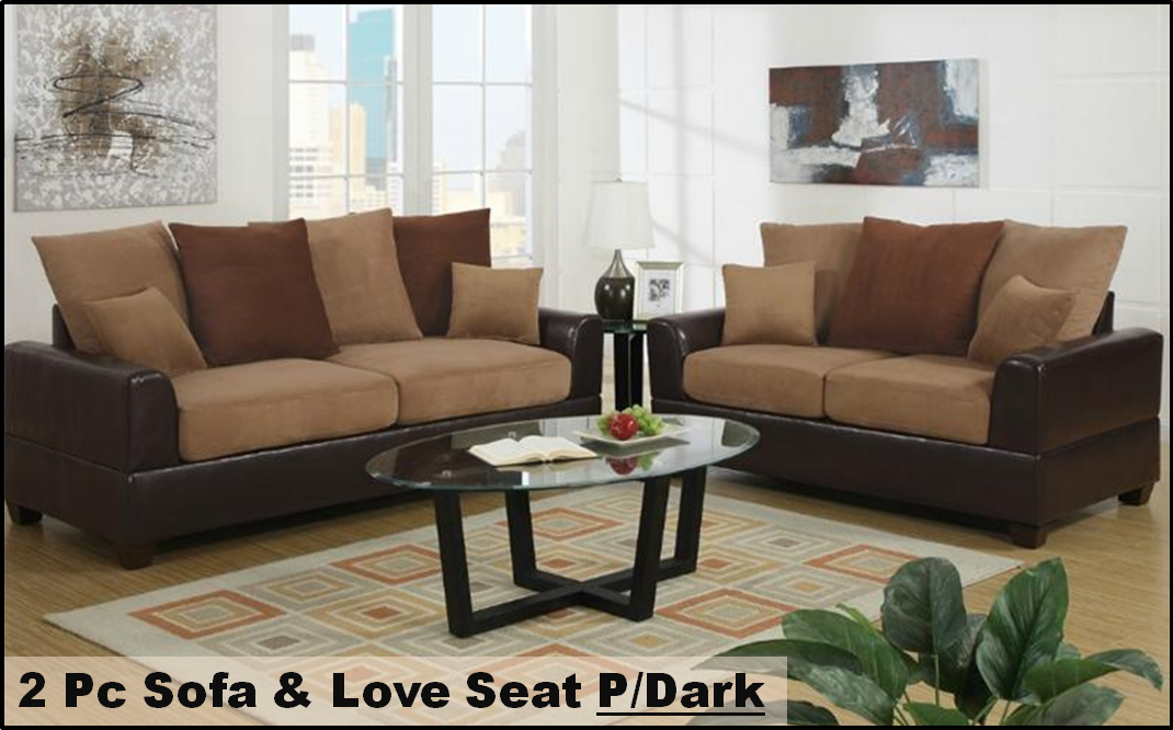 Gc7565 2 Pcs Sofa Set Gc Furniture La Pinterest