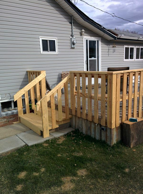 I am a senior and as you know we don't have a lot of extra cash. This is an easy way to finish your deck and it will look nice. I have had a lot of comments on how nice…