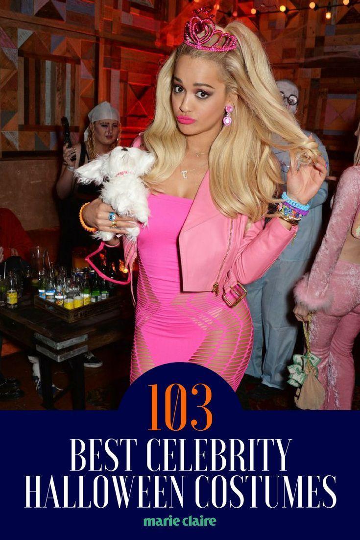 20 Truly Amazing Celebrity Halloween Costumes - #20 #amazing #Celebrity #costumes #halloween #Truly