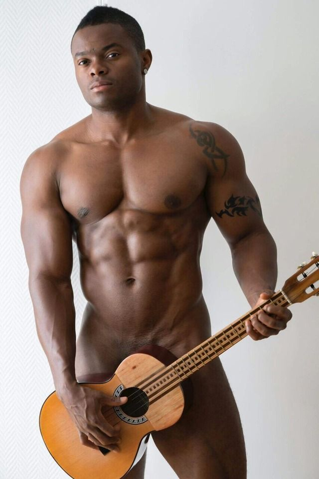 Naked Fit Black Men