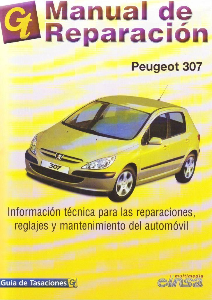 Peugeot 307 manualreparacionjm pdf pinterest peugeot fandeluxe Images