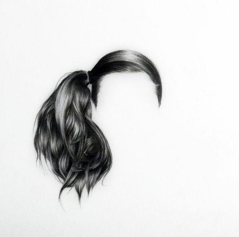 Hair Illustration by Langdon Graveslangdon - Fubiz