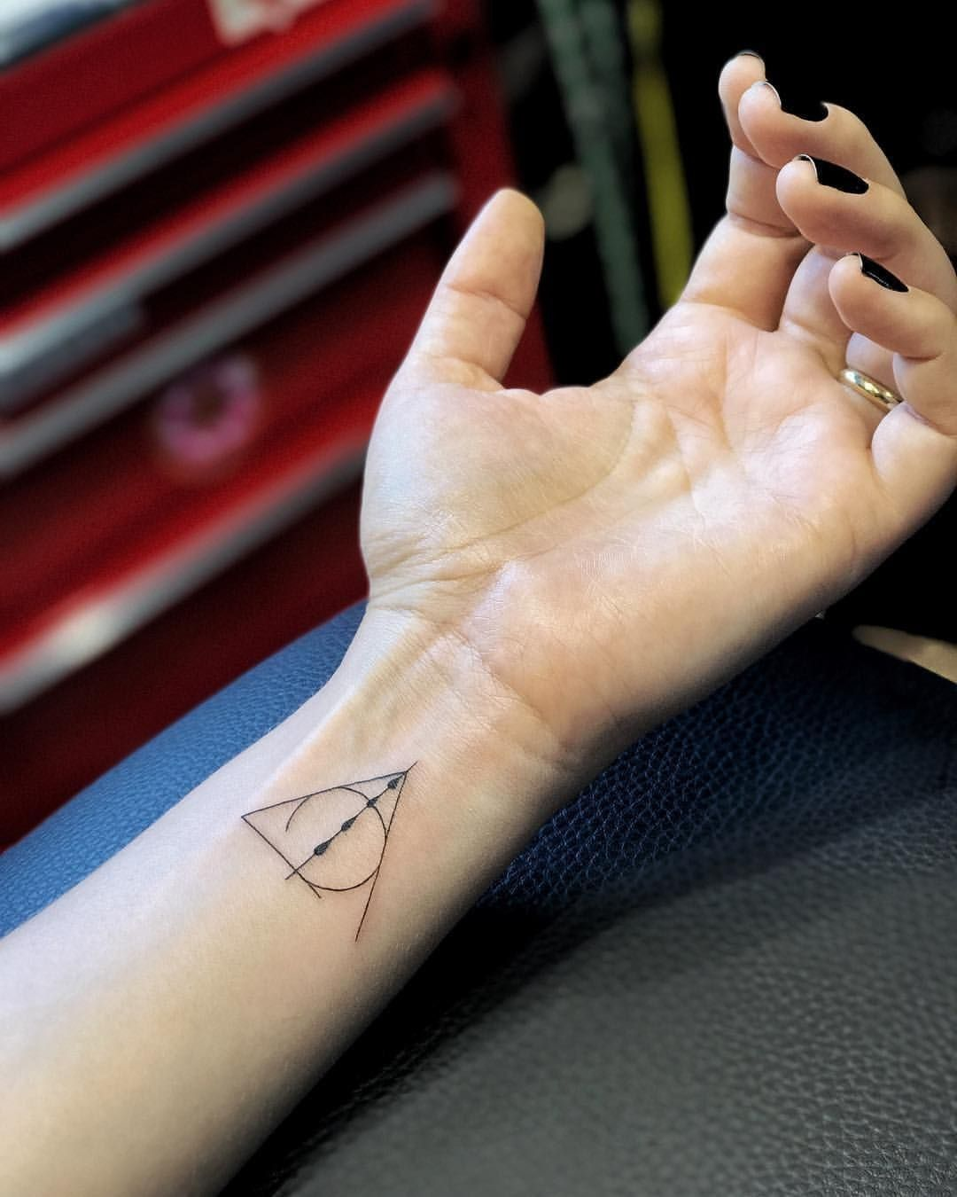 45++ Petit tatouage harry potter ideas