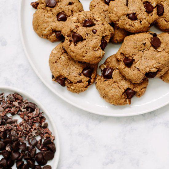 recipe: cacao nib cookies vegan [13]