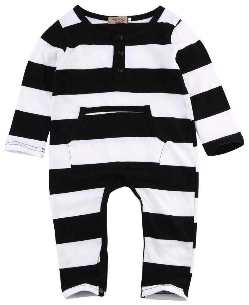 bf87805ef B   W Striped Jumpsuit