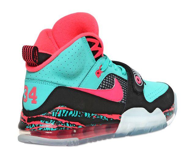 """Nike Air Max Bo Jackson """"South Beach"""
