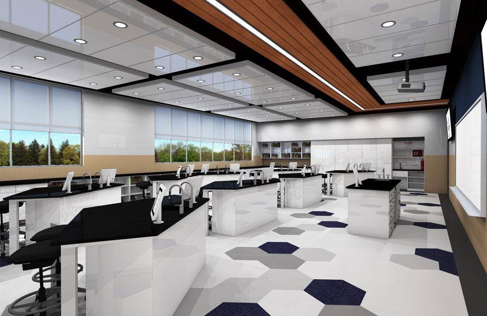 University Classroom Design Guidelines : Stargate kollin altomare architects st john bosco
