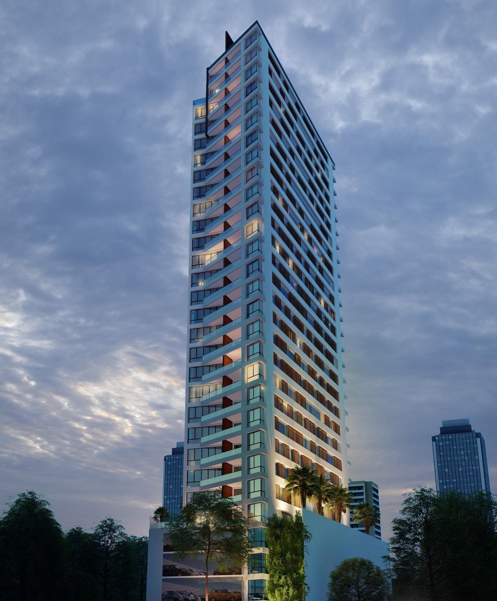 Impresionante edificio residencial renderizado en solo 20segs por @guih.felix   Only 20 secs @guih.felix took to render this amazing project #Lumion