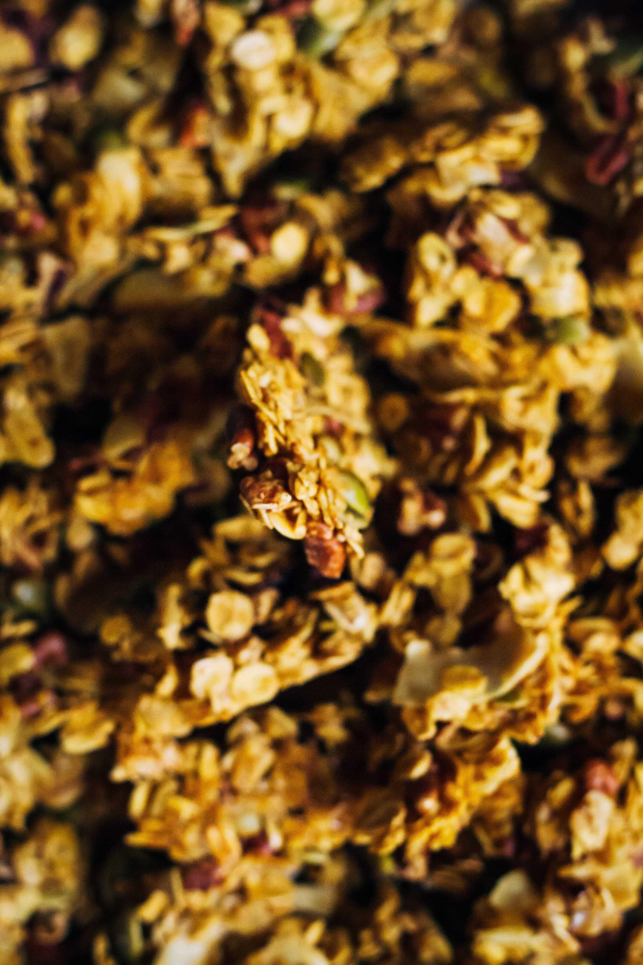 Ayurvedic Granola