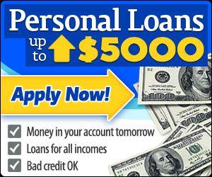 5000 Dollar Personal Loan Bad Credit Payday Loans No Credit Loans Loans For Bad Credit
