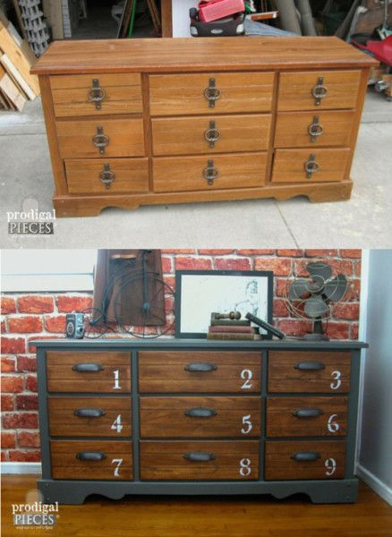 9 Creative Cheap Ways To Upcycle Your Old Furniture