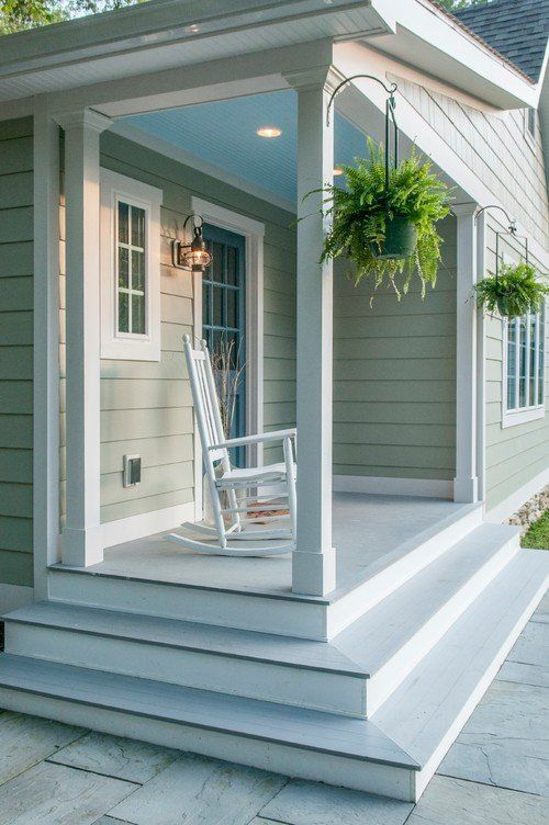Simple Pleasures of a Charming Front Porch - Town & Country Living