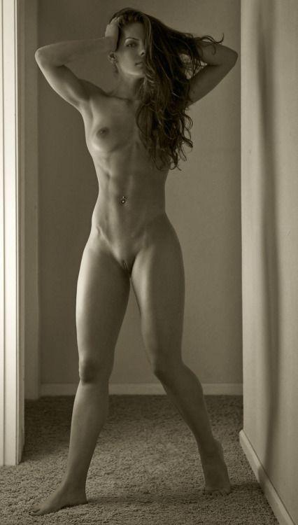 Hot girlfriend nude